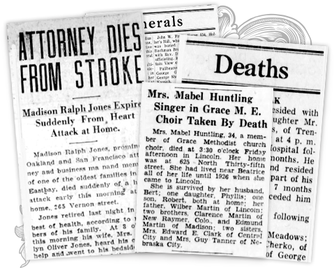 Obituaries found on Newspapers.com